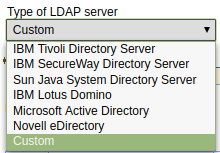 FreeKB - How to configure LDAP in WebSphere
